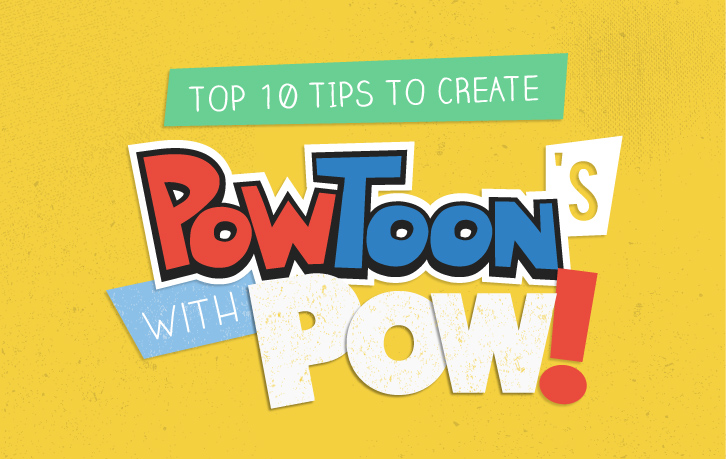 creating PowToons with Pow