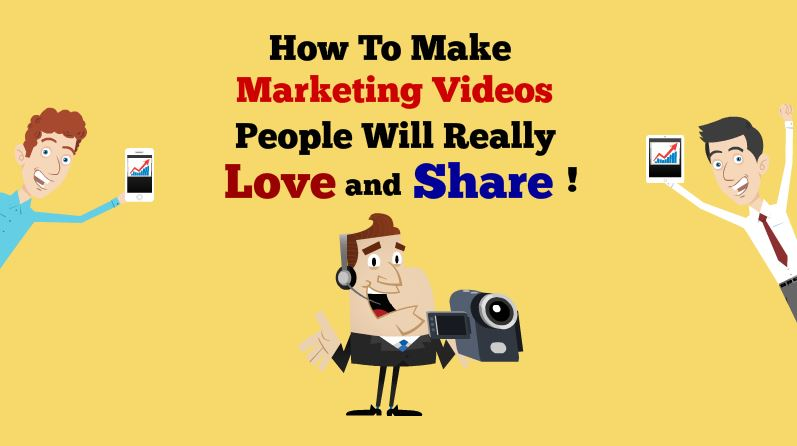 Powtoon Header, How to Make Marketing Videos People will Really Love and Share